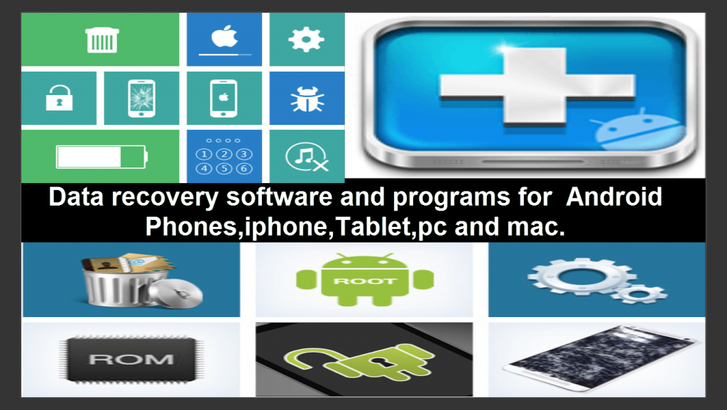 Software and programs to easily Recover Deleted Files On Your Android   Phone,iphone,Tablet,pc and mac (Data Recovery) 21