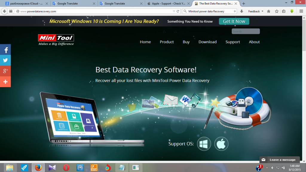 Software and programs to easily Recover Deleted Files On Your Android   Phone,iphone,Tablet,pc and mac (Data Recovery) 24