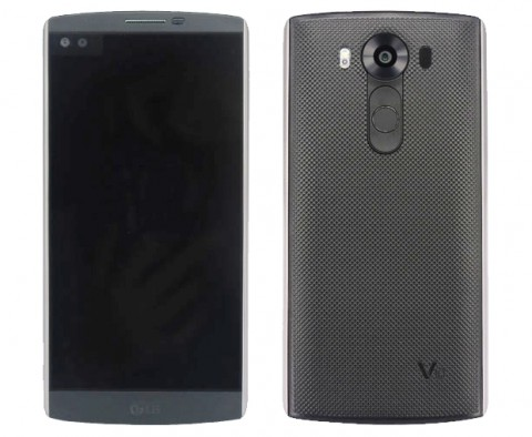 The New LG V10 will be announced October 1 3