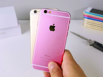 Fake iPhone 6s Appears in Vietnam, in Pink; People Replacing Their iPhone 6 Cases With Pink Ones 3