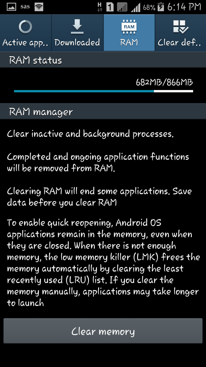 WHY YOU DON'T NEED TASK MANAGER AND HOW ANDROID MANAGE YOUR PHONE  RAM AND BACKGROUND SERVICES.