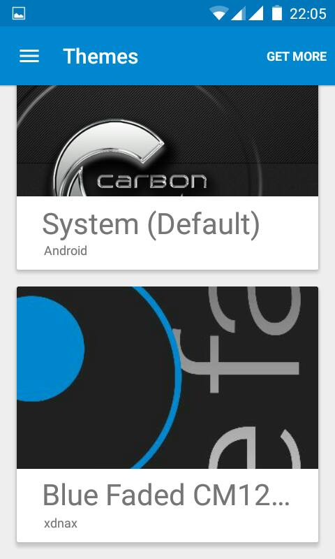 CARBON Lolipop 5.1.1 rom for Gionee p3 11