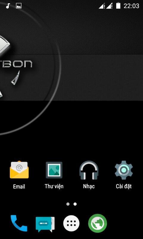 CARBON  Lolipop 5.1.1 rom for Gionee p3 12