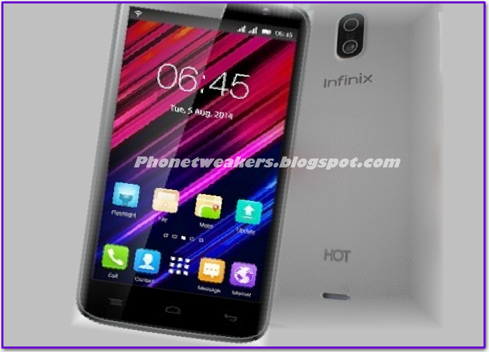 INSTALL CWM AND TWRP CUSTOM RECOVERY FOR YOUR INFINIX HOT X507 7