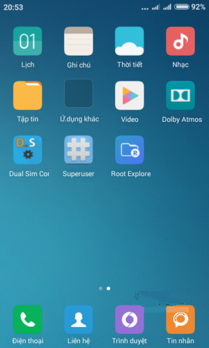 Miui 7 [MT6582] Rom For Gionee P3 1