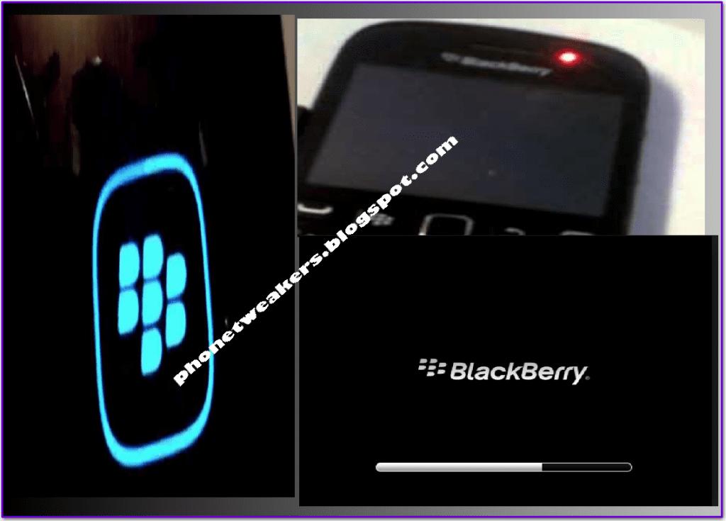 Blackberry random restart and shutdown problems