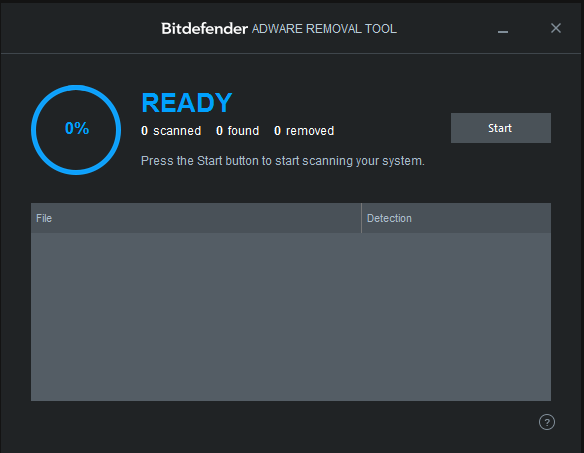 Download BiteDefender Portable Adware Removal Tool for PC & Mac Completely Free 3