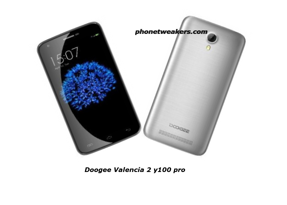 Download Doogee Valencia 2 y100 pro Stock and Custom Cwm Roms 11