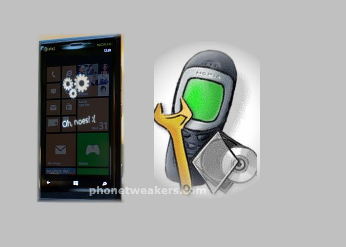 Nokia Lumia 800 RM-801 Latest Flash Flash Firmware Collections Download 1