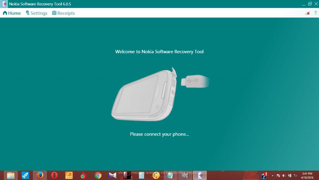 Nokia window phones software Updater and Firmwares Download 9