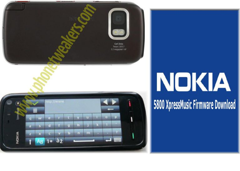 Nokia 5800 Xpressmusic Latest Firmware Download