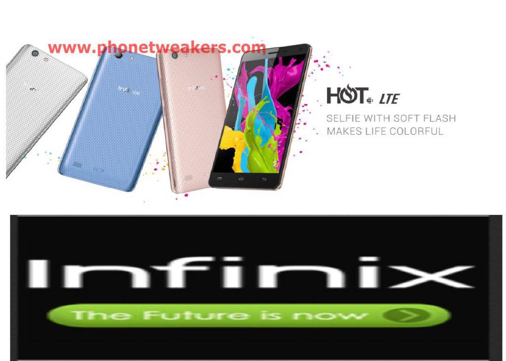 [Download] Stock Official INFINIX HOT 3 LTE X553 Firmware 3
