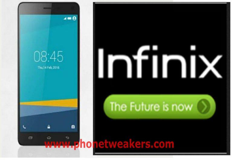 [Download] Stock Official Infinix X554 Hot 3 Firmware