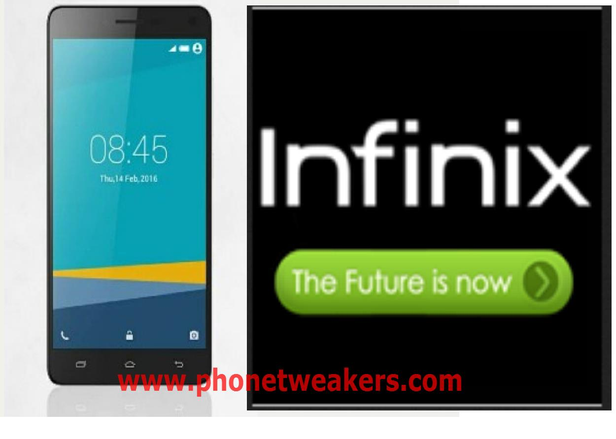 [Download] Stock Official Infinix X554 Hot 3 Firmware 18