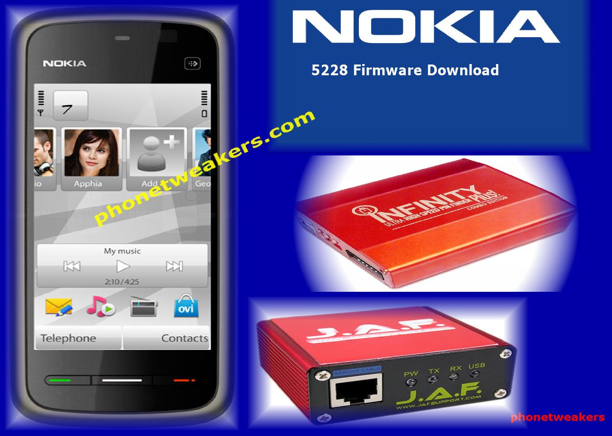Nokia 5228 Latest Firmware Download 1