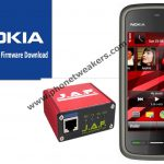 Nokia 5500 sport Latest Firmware Download 4