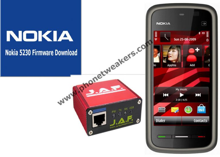 Nokia 5230 xpressmusic Latest Firmware Download