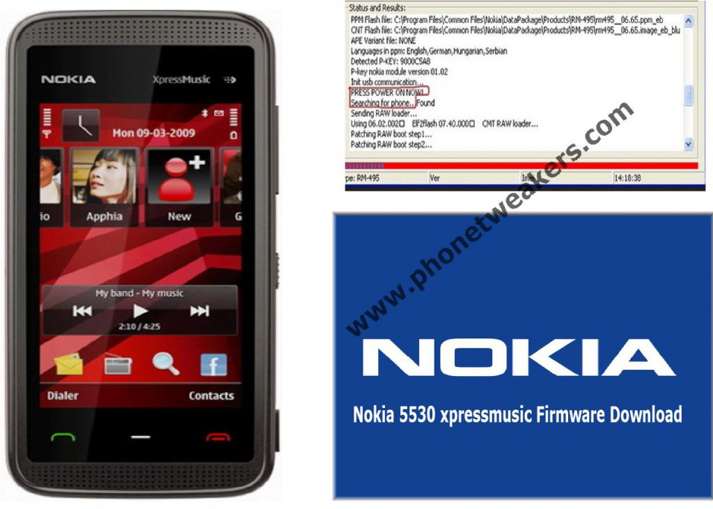 Nokia 5530 Xpressmusic Latest Firmware Download 3