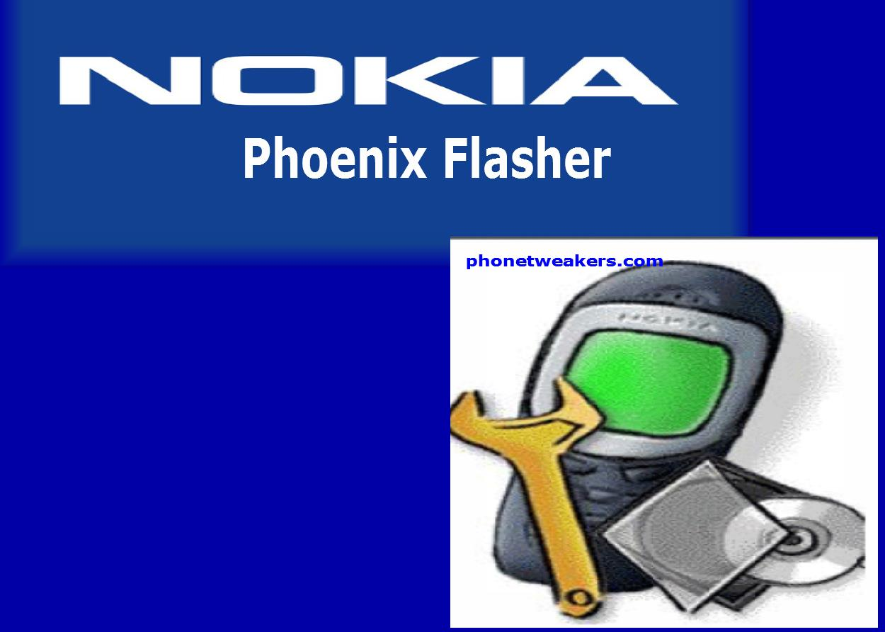 About Using Nokia Phoenix Service Software Flasher And Download Links