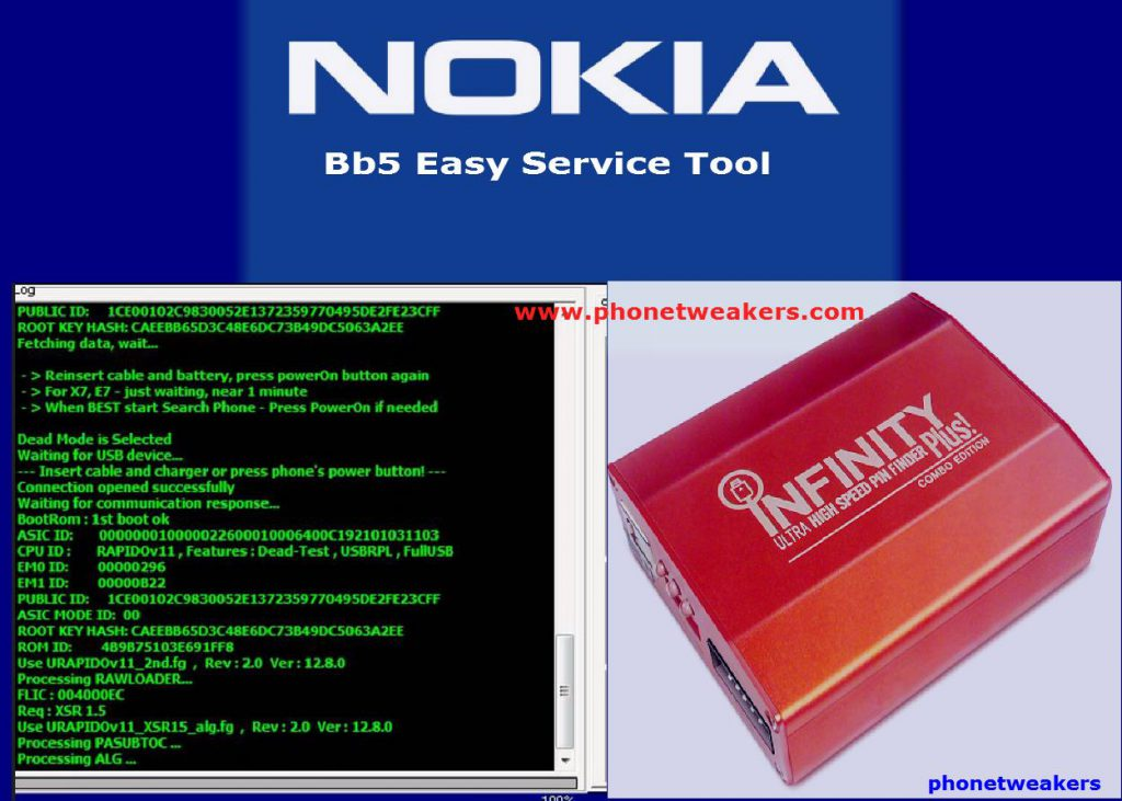 About Nokia BB5 Easy Service Tool Flasher And Download Link 1