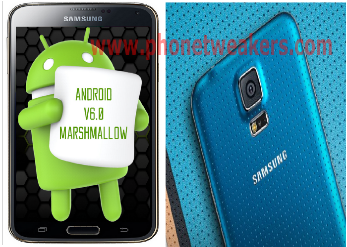 [Download] Official Samsung Galaxy S5 SM-G900F Android 6.0.1 Marshmallow Firmware.