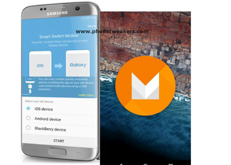 [Download] Official Marshmalow 6.0.1 Firmware For Samsung Galaxy S7 SM-G935F