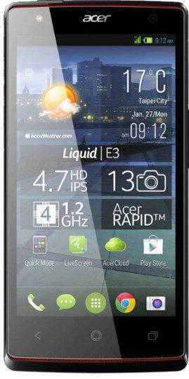 Acer Liquid E3 - Firmware, Custom Roms and Recovery 9