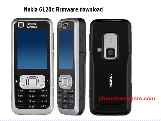 Nokia 6120 Classic Latest Firmware download 1