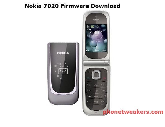 Nokia 7020 Latest Firmware download 3