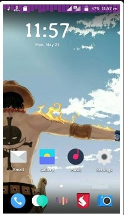 Marsh 2.0 Marshmallow 6.0.1 rom for Gionee P4/GH2 5