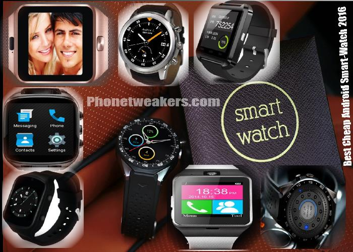 10 Best Affordable Android Smartwatch You Can Buy In 2016 29