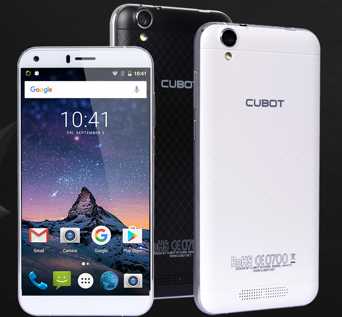 New Cubot Manito 4g Smartphone Pre-sale For Only $89