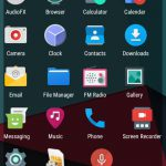 AOSP Nougat 7.0 Rom For Sony Xperia M and M dual 3