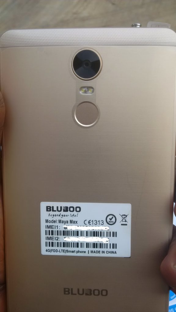 Unboxing the Bluboo Maya Max 4G+ Phablet- First impressions 44