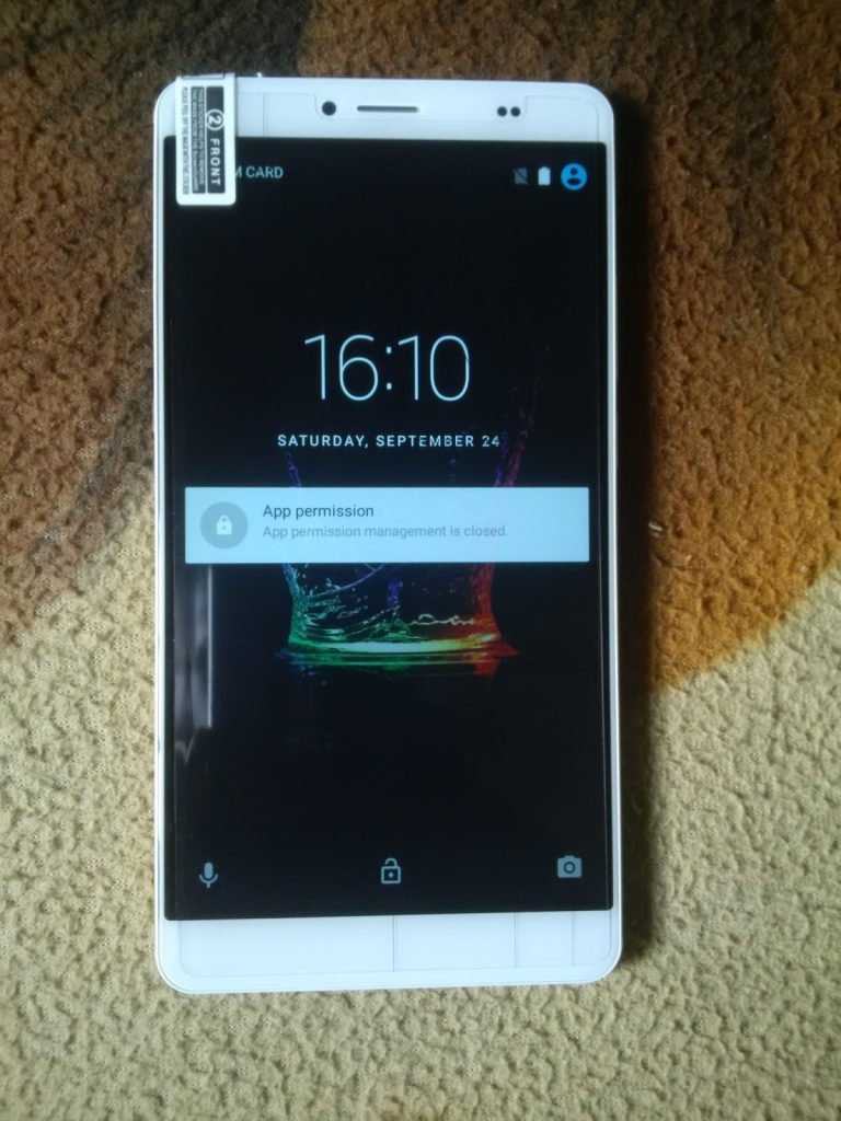Unboxing the Bluboo Maya Max 4G+ Phablet- First impressions 20