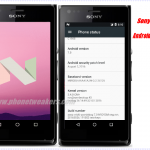 CyanogenMod 14 Nougat 7.0 Rom For Sony Xperia ZR 4