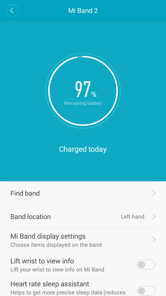 Original Xiaomi Mi Band 2 Unboxing, Review And Price 13