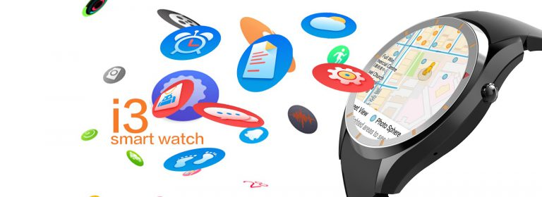 The New IQI I3 Smartwatch Will be Launch On October 15