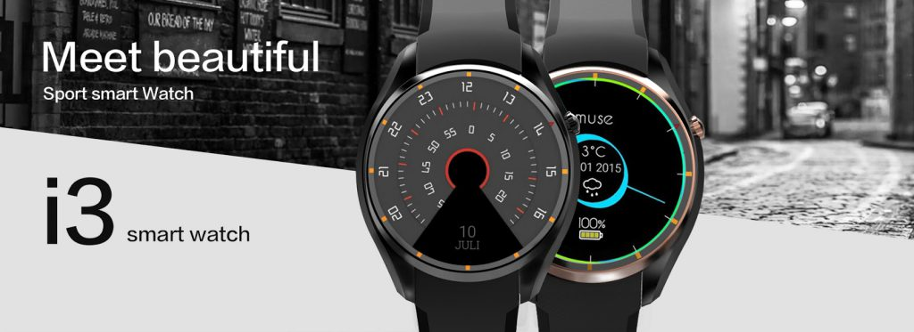 The New IQI I3 Smartwatch Will be Launch On October 15 8