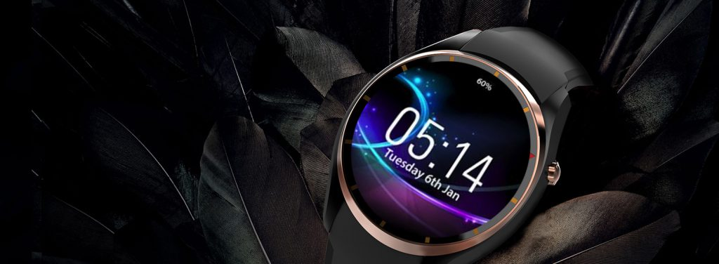 The New IQI I3 Smartwatch Will be Launch On October 15 7