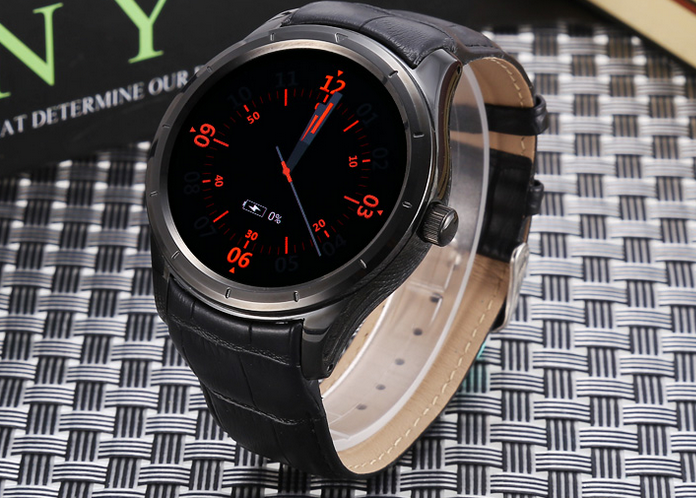 Buy Finow Q3 3G Smartwatch Phone At 60% discount Price on Gearbest 3