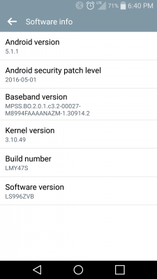 LG G Flex 2 H955 Firmware Update Stock Rom 27