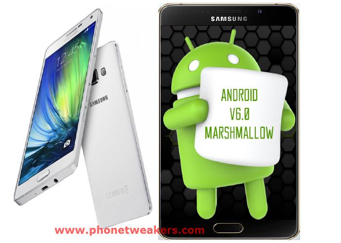 [Download] Official Samsung Galaxy A7 Android 6.0.1 Marshmallow Firmware. 1