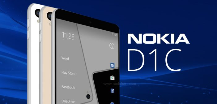 About the New Nokia D1C specifications and details 3