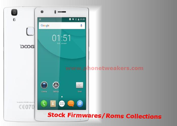 [Download][Firmware] Doogee X5 Max Official Stock Roms Collections 1