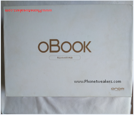 Onda oBook 10 SE 2 in 1 Tablet Pc Review 5