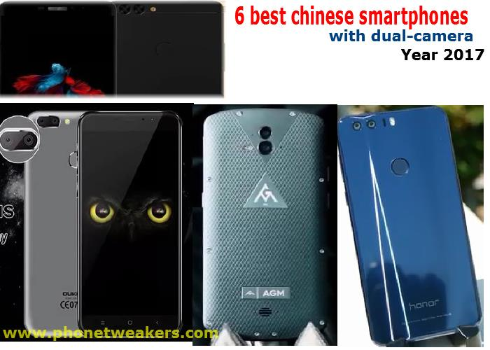 6 best chinese smartphones with dual cameras to buy in year 2017 5