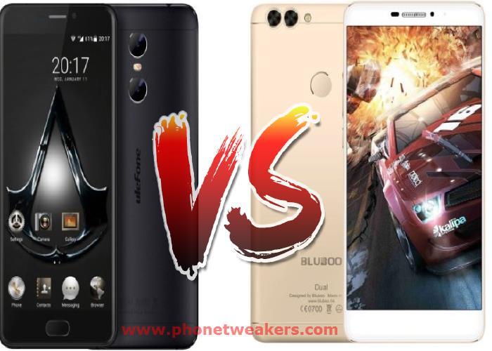 Ulefone Gemini vs Bluboo Dual: The battle of the budget dual cameras 5