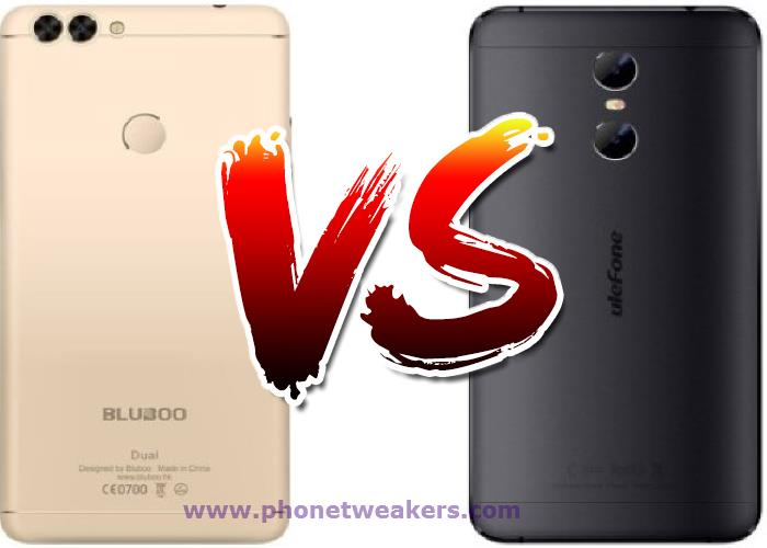 Ulefone Gemini vs Bluboo Dual: The battle of the budget dual cameras 1