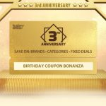 GEARBEST 3RD ANNIVERSARY | You're Invited 5